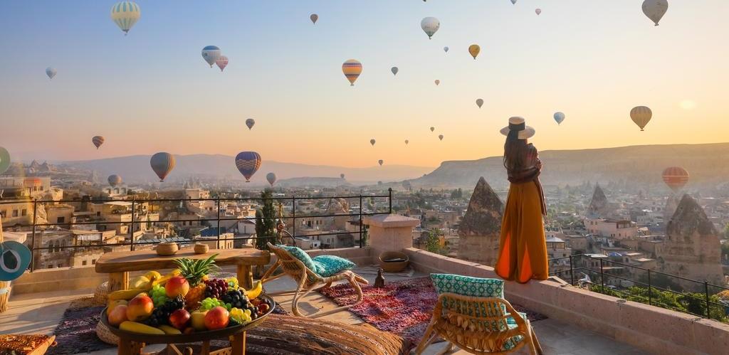 Каппадокия воздушные шары — полеты и стоимость